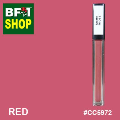 Shining Lip Matte Color - Red #CC5972 - 5g