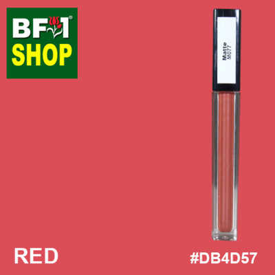 Shining Lip Matte Color - Red #BD4D57 - 5g