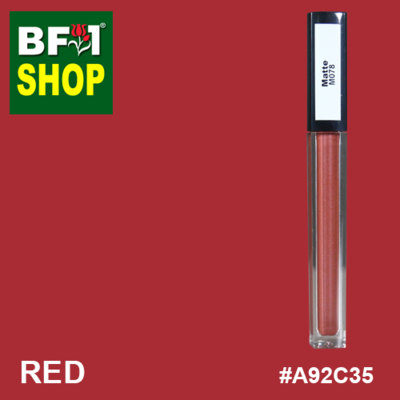 Shining Lip Matte Color - Red # A92C35 - 5g