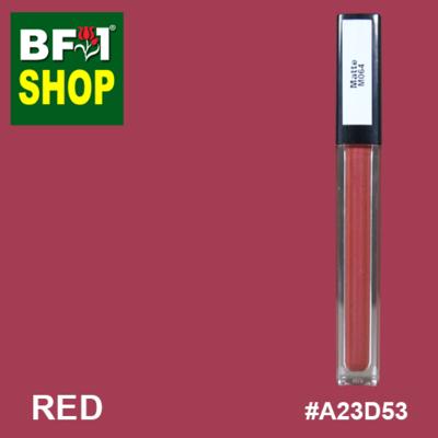 Shining Lip Matte Color - Red #A23D53 - 5g