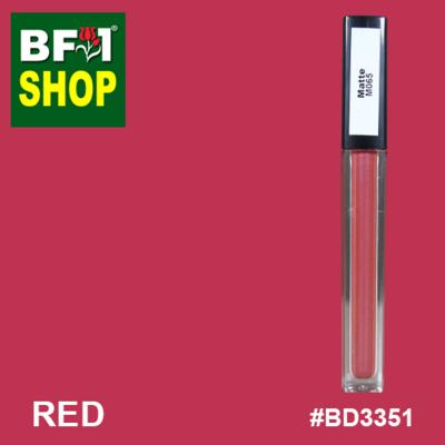 Shining Lip Matte Color - Red #BD3351 -5g