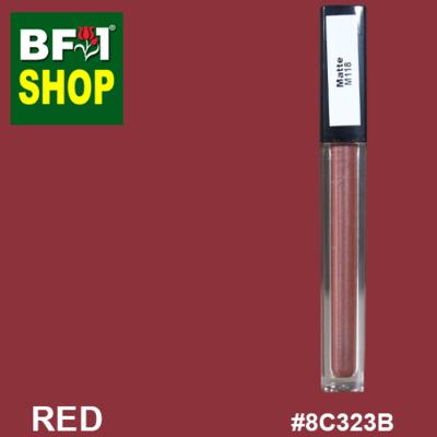 Shining Lip Matte Color - Red #8C323B - 5g