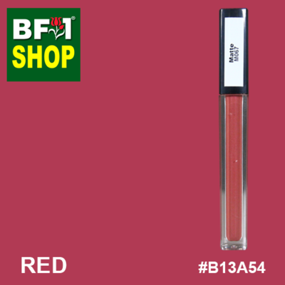 Shining Lip Matte Color - Red # B13A54 - 5g