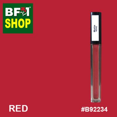 Shining Lip Matte Color - Red #B92234 - 5g