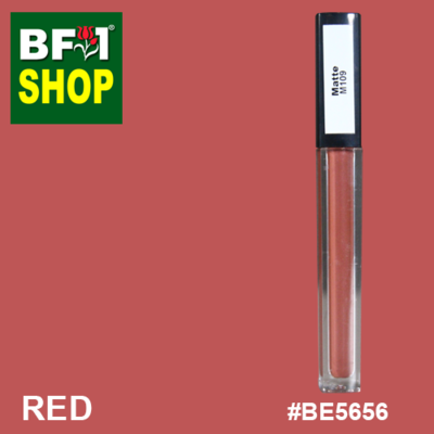 Shining Lip Matte Color - Red #BE5656 - 5g