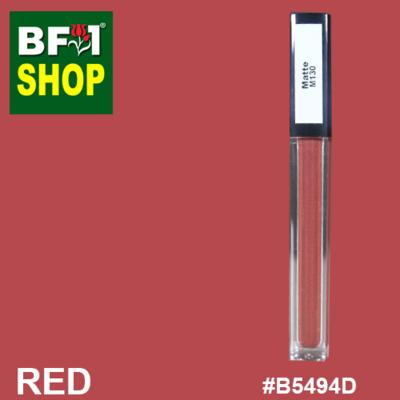 Shining Lip Matte Color - Red #B5494D - 5g
