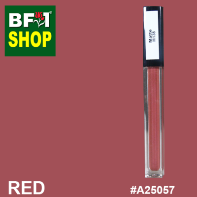 Shining Lip Matte Color - Red #A25057 - 5g