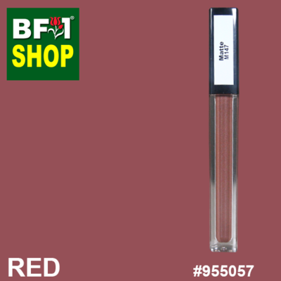 Shining Lip Matte Color - Red #955057 - 5g