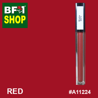 Shining Lip Matte Color - Red #A11224 - 5g