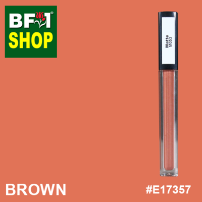 Shining Lip Matte Color - Brown #E17357 - 5g