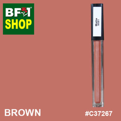 Shining Lip Matte Color - Brown #C37267 - 5g