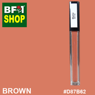 Shining Lip Matte Color - Brown #D87B62