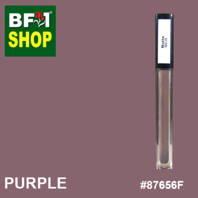 Shining Lip Matte Color - Purpel  #87656F - 5g