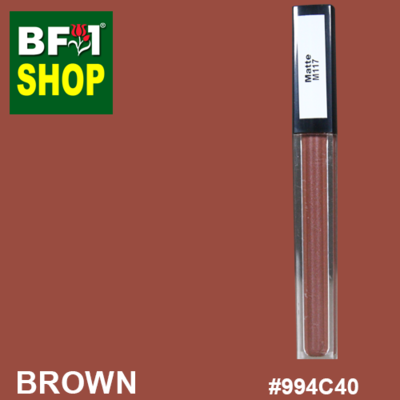 Shining Lip Matte Color - Brown #994C40 - 5g