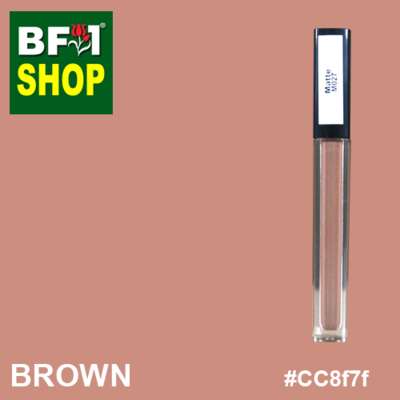 Shining Lip Matte Color - Brown #CC8F7F - 5g