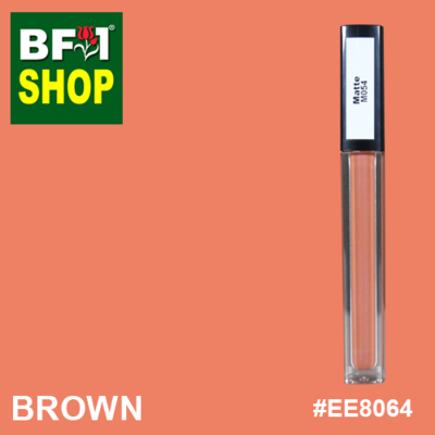 Shining Lip Matte Color - Brown #EE8064 - 5g