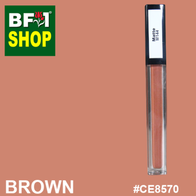 Shining Lip Matte Color - Brown #CE8570 - 5g