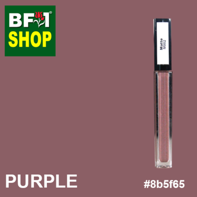Shining Lip Matte Color - Purpel #8B5F65 - 5g