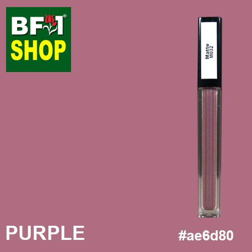Shining Lip Matte Color - Purpel  #AE6B80 - 5g