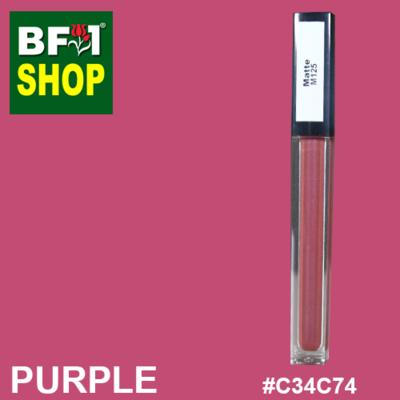 Shining Lip Matte Color - Purpel  #C34C74 - 5g