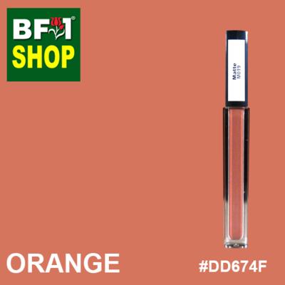 Shining Lip Matte Color - Orange #DD674F - 5g