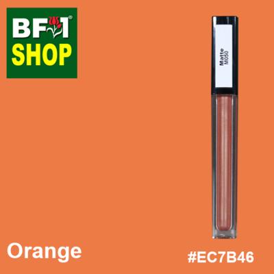 Shining Lip Matte Color - Orange #EC7B46 - 5g