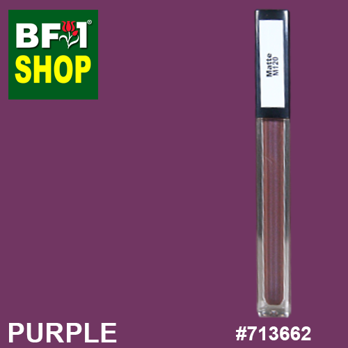 Shining Lip Matte Color - Purpel  #713662 - 5g