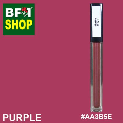 Shining Lip Matte Color - Purpel  #AA3B5E - 5g