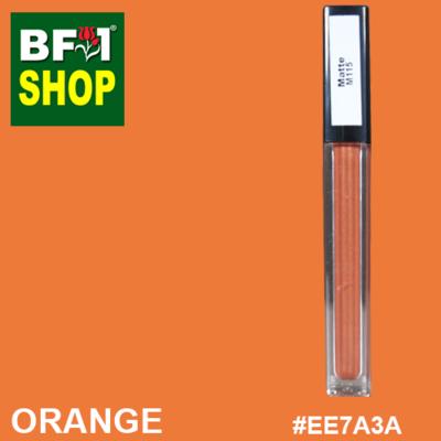 Shining Lip Matte Color - Orange  #EE7A3A - 5g