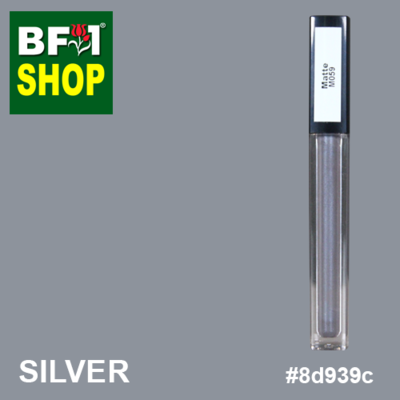 Lip Matte Color Silver #8B939C - 5g