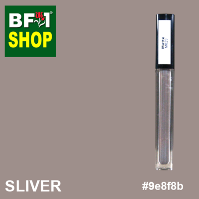 Lip Matte Color SIlver #9E8F8B - 5g