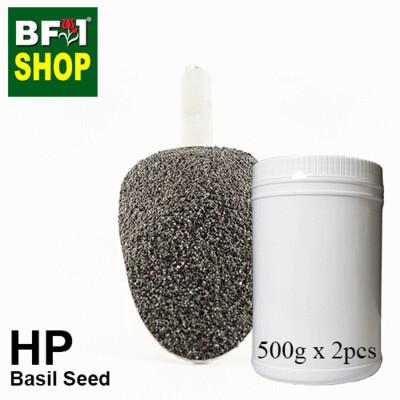 Herbal Powder - Basil Seed ( Ocimum Basilcum ) Herbal Powder - 1kg
