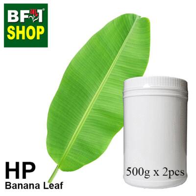 Herbal Powder - Banana Leaf Herbal Powder - 1kg