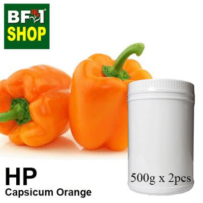 Herbal Powder - Capsicum Orange Herbal Powder - 1kg