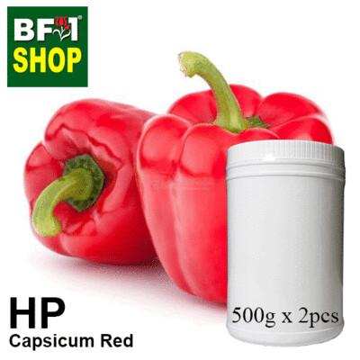 Herbal Powder - Capsicum Red Herbal Powder - 1kg