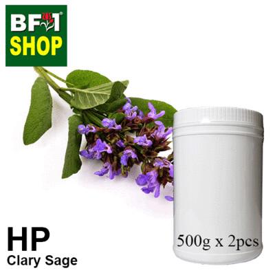 Herbal Powder - Clary Sage Herbal Powder - 1kg