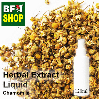 Herbal Extract Liquid - Chamomile Herbal Water - 120ml