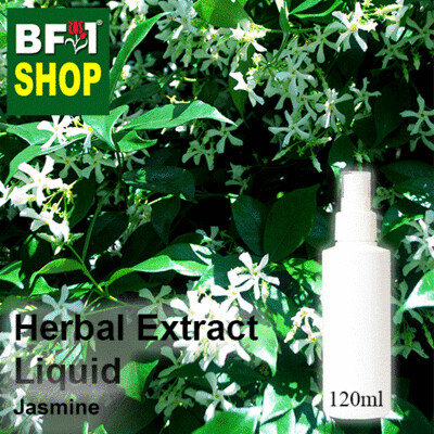 Herbal Extract Liquid - Jasmine Herbal Water - 120ml