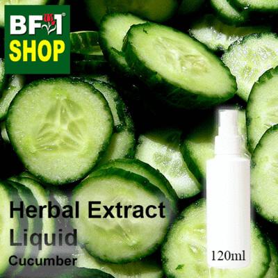 Herbal Extract Liquid - Cucumber Herbal Water - 120ml
