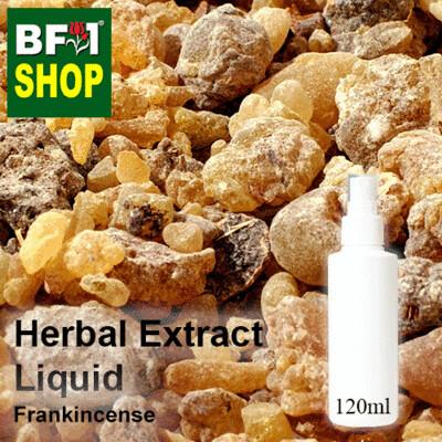Herbal Extract Liquid - Frankincense Herbal Water - 120ml