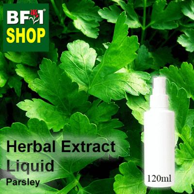 Herbal Extract Liquid - Parsley Herbal Water - 120ml