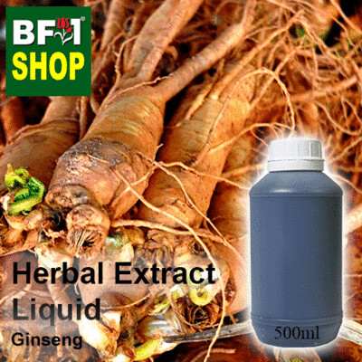 Herbal Extract Liquid - Ginseng Herbal Water - 500ml