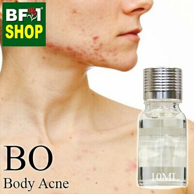 Blended Essential Oil (BO) - Body Acne Essential Oil -10ml