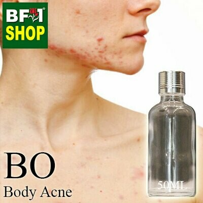 Blended Essential Oil (BO) - Body Acne Essential Oil -50ml