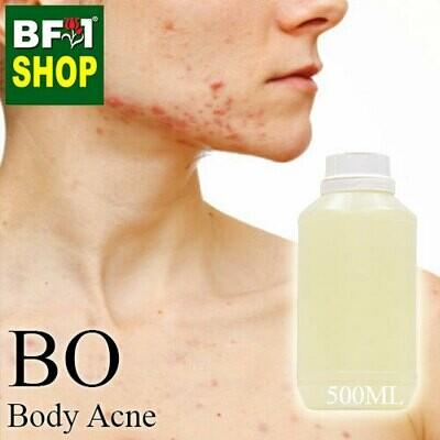 Blended Essential Oil (BO) - Body Acne Essential Oil -500ml