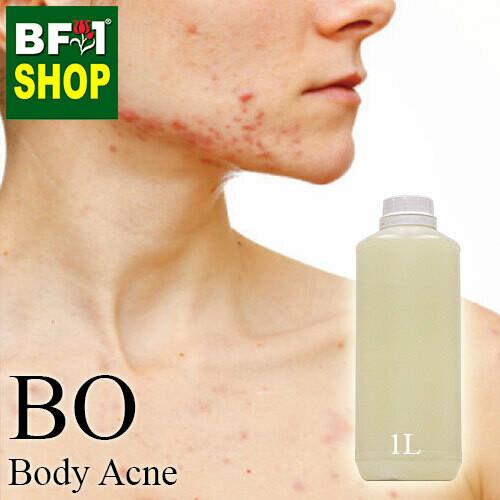 Blended Essential Oil (BO) - Body Acne Essential Oil -1L