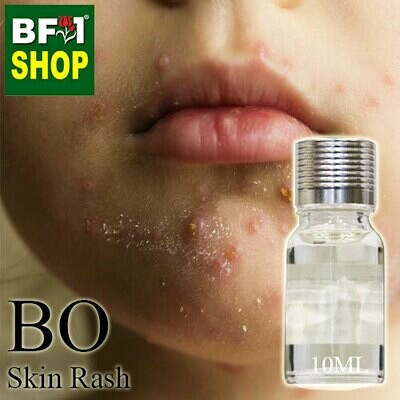 Blended Essential Oil (BO) - Skin Rash Essential Oil - 10ml