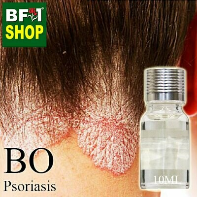 Blended Essential Oil (BO) - Psoriasis Essential Oil - 10ml