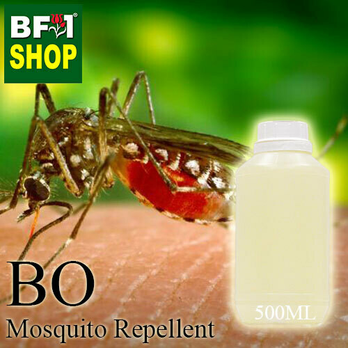 Blended Essential Oil (BO) - Mosquito Repellent Essential Oil - 500ml