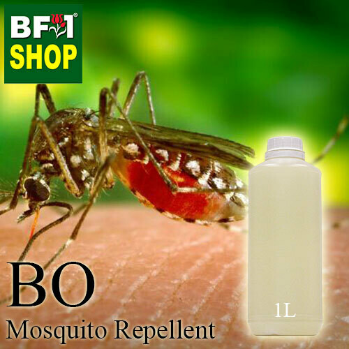 Blended Essential Oil (BO) - Mosquito Repellent Essential Oil - 1L